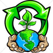Go green, for our earth