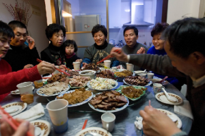 Asian Large Family 3