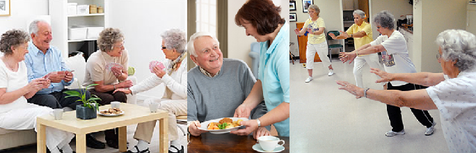 An Asian Reality Family Home Care To Assisted Home Care