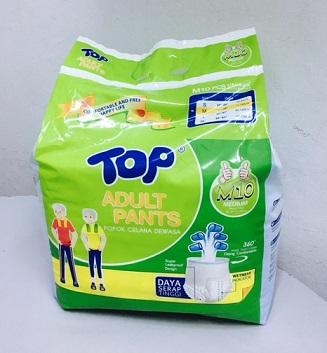 10 bags to 12 bags per carton